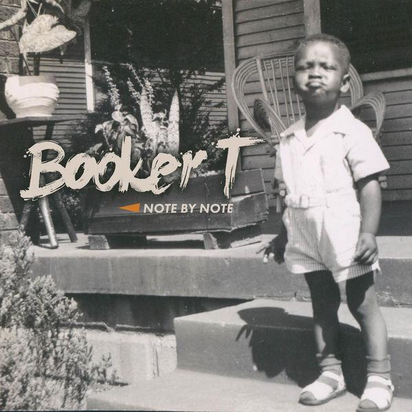 Booker T. Jones - Note By Note