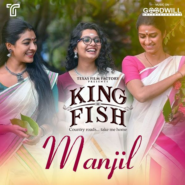 "Vijay Yesudas - Manjil (From ""King Fish"")"