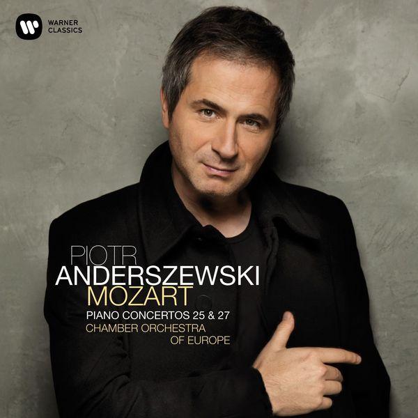 Piotr Anderszewski - Mozart : Piano Concertos Nos 25 & 27