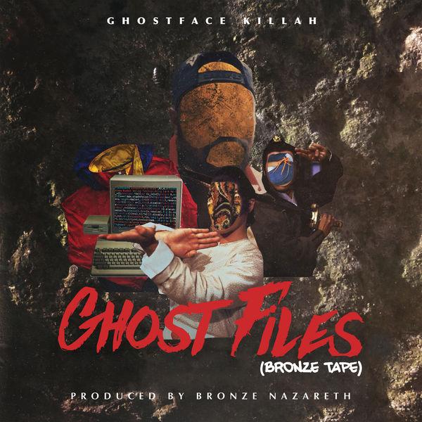 Ghostface Killah - Ghost Files - Bronze Tape