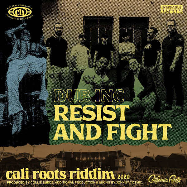 Dub Inc - Resist and Fight