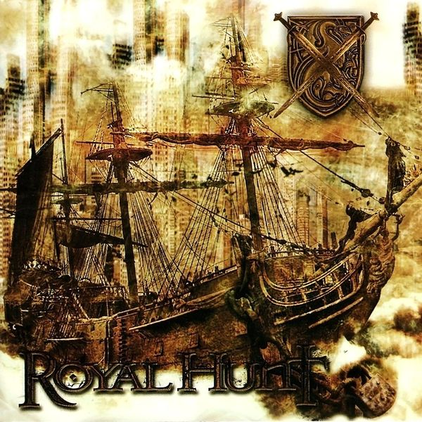 Royal Hunt - X