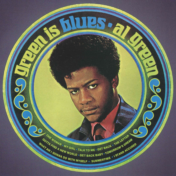 Al Green - Al Green Is Blues