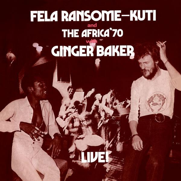 Fela Kuti|Black Man's Cry