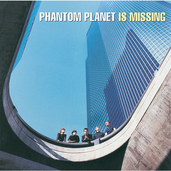 Phantom Planet - Phantom Planet Is Missing