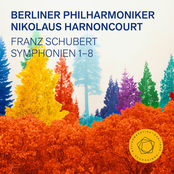 Nikolaus Harnoncourt - Schubert : Symphonies 1-8