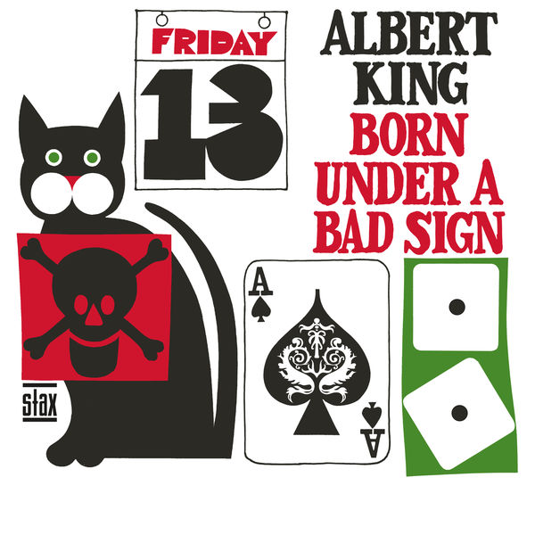 Albert King|Born Under A Bad Sign (Mono)