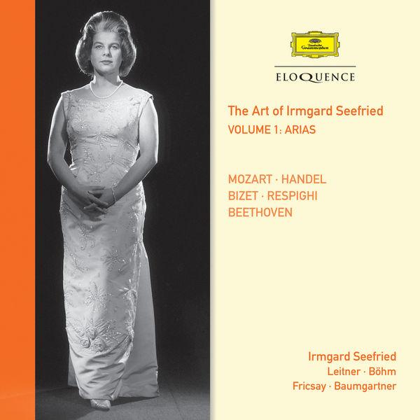 Irmgard Seefried - The Art Of Irmgard Seefried – Volume 1: Arias