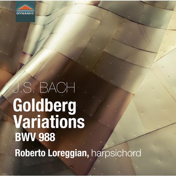 Roberto Loreggian - Bach: Goldberg Variations, BWV 988