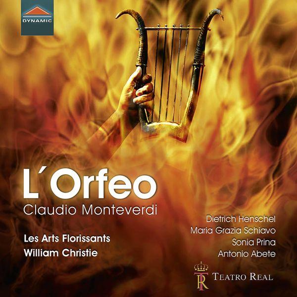 Les Arts Florissants - Monteverdi: L'Orfeo, SV 318 (Live)