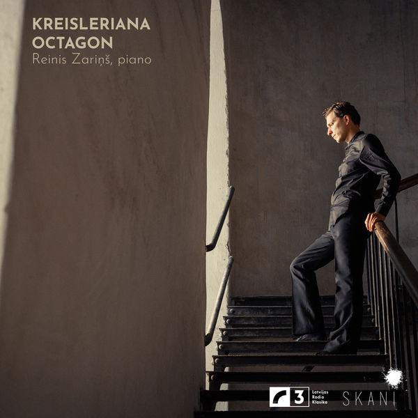 Reinis Zariņš - Schumann: Kreisleriana & Dzenitis: Octagon