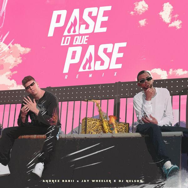 Andrez Babii - Pase Lo Que Pase (Remix)