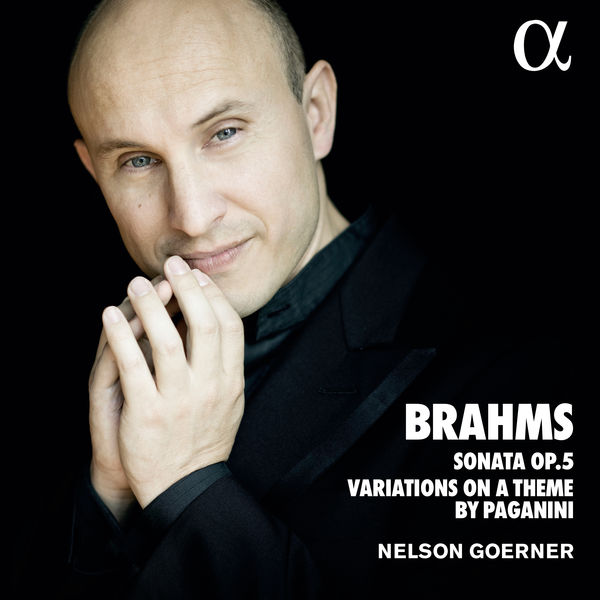 Nelson Goerner - Brahms : Variations on a Theme by Paganini, Sonata No.3