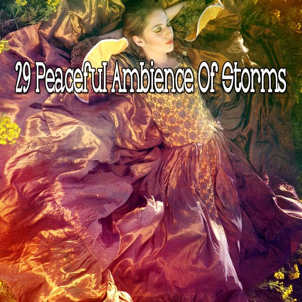 Rain Sounds & White Noise - 29 Peaceful Ambience of Storms