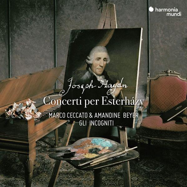 Amandine Beyer - Haydn : Concerti per Esterházy