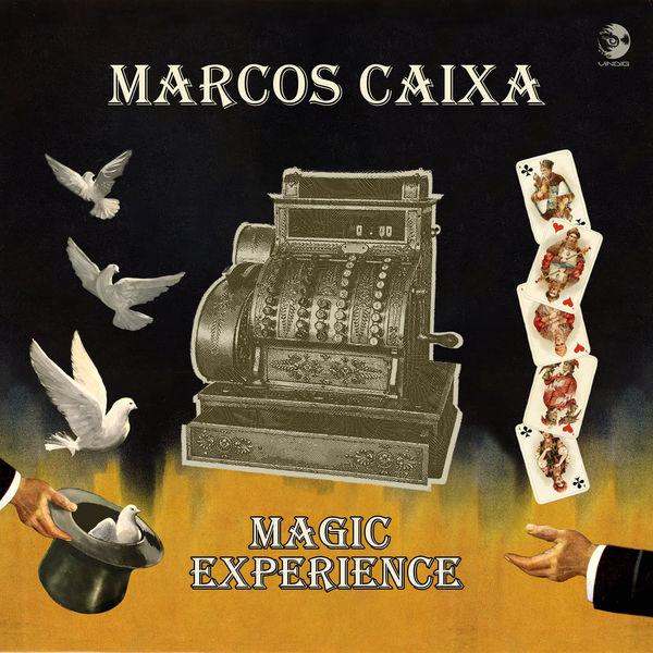 Marcos Caixa - Magic Experience