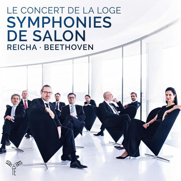 Julien Chauvin - Symphonies de salon. Reicha - Beethoven