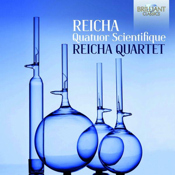 Reicha Quartet - Reicha: Quatuor Scientifique
