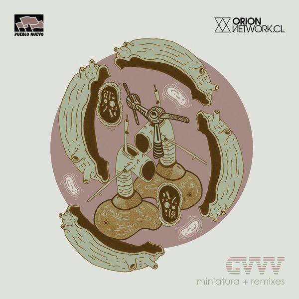 C/VVV - Miniatura + Remixes (Remixes)
