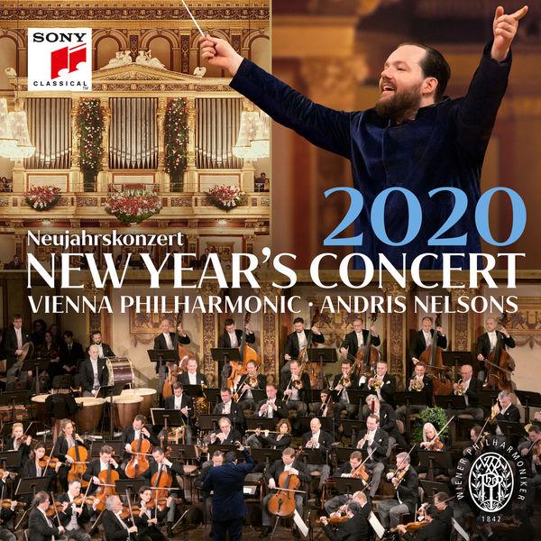 Andris Nelsons - Neujahrskonzert 2020 (New Year's Concert / Concert du Nouvel An)