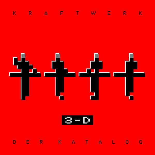 Kraftwerk - 3-D Der Katalog (German Version)