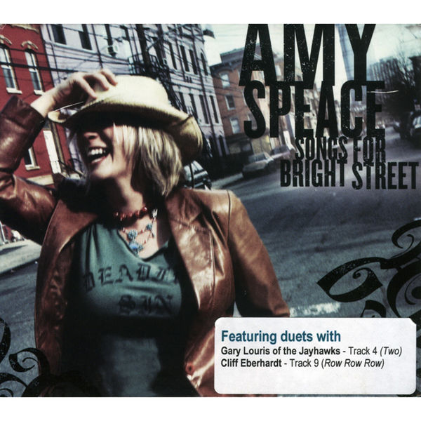 Amy Speace - Songs For Bright Street