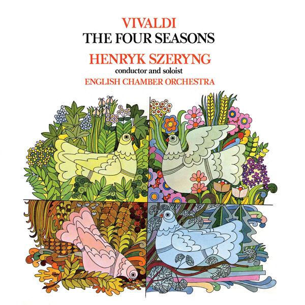 Henryk Szeryng - Vivaldi: The Four Seasons etc