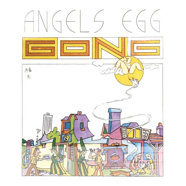 Gong - Angel's Egg