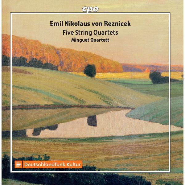 Minguet Quartett - Reznicek: String Quartets