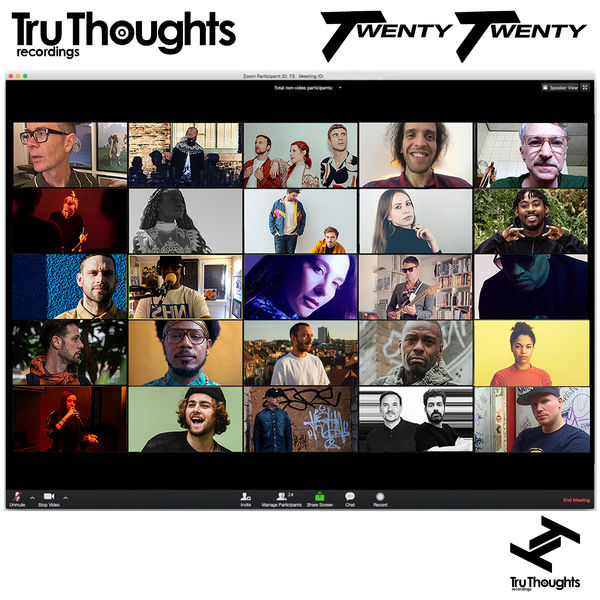 Various Artists - Tru Thoughts 2020