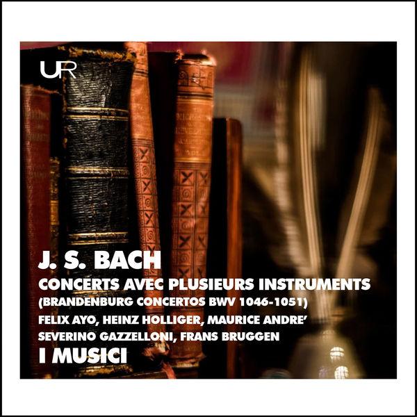 Heinz Holliger - J.S. Bach: Brandenburg Concertos