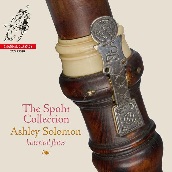 Ashley Solomon - Ashley Solomon: The Spohr Collection