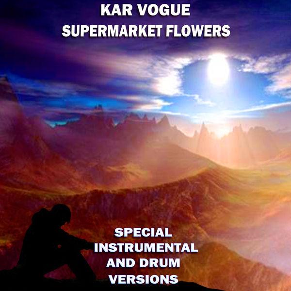 Album Supermarket Flowers (Special Instrumental Versions