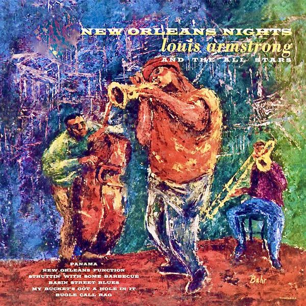 Louis Armstrong & His All Stars - New Orleans Nights