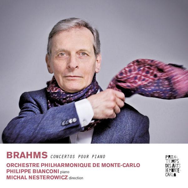 Orchestre Philharmonique de Monté-Carlo - Brahms - Concertos pour piano