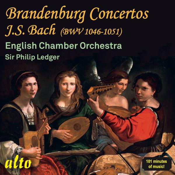 Various Artists - J.S. Bach: Brandenburg Concertos