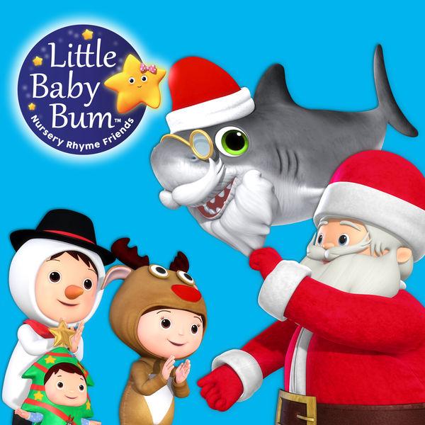 Little Baby Bum Comptines Amis - Requin de Noël