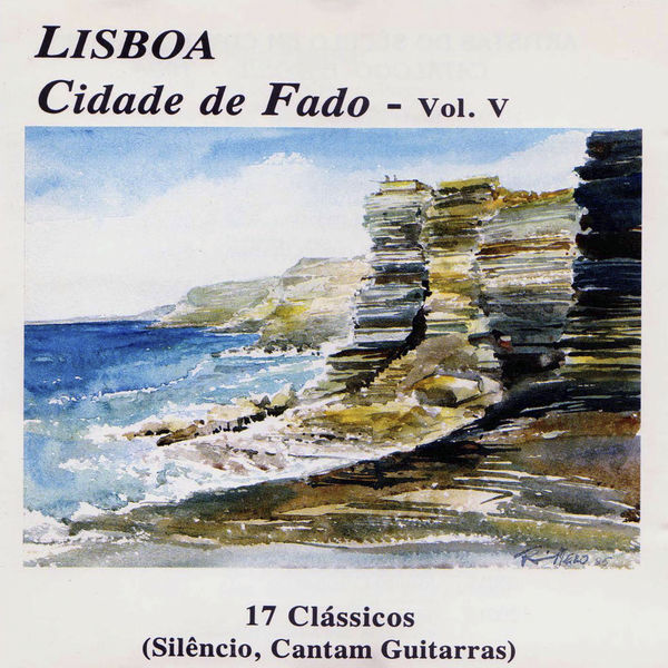 Armenio De Melo - Lisboa Cidade de Fado Vol. 5