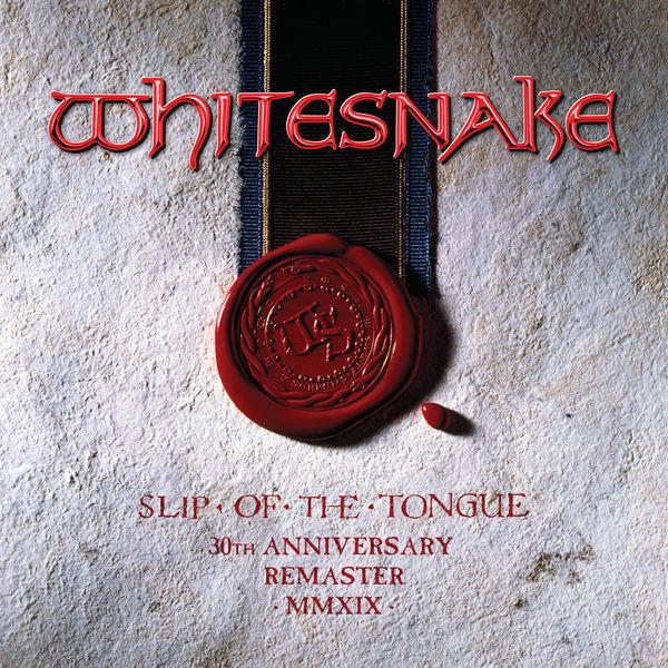 Whitesnake - Slip Of The Tongue (Super Deluxe Edition) [2019 Remaster]