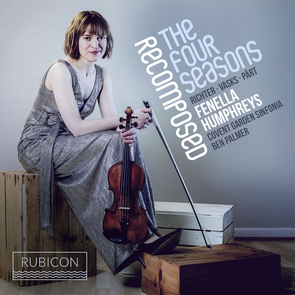 Fenella Humphreys - Vivaldi: The Four Seasons Recomposed by Max Richter