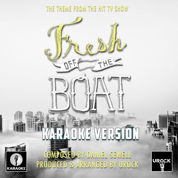 """URock - Fresh Off The Boat Main Theme (From """"Fresh Off The Boat"""")"""