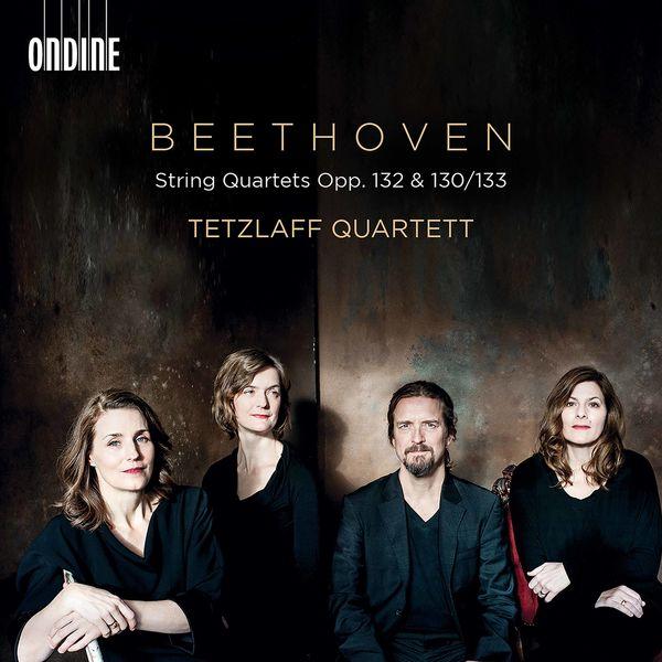 Tetzlaff Quartett - Beethoven: String Quartets, Opp. 132, 130 & 133