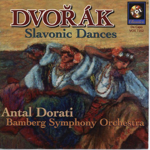 Bamberger Symphoniker - Dvořák: Slavonic Dances, Opp. 46 & 72