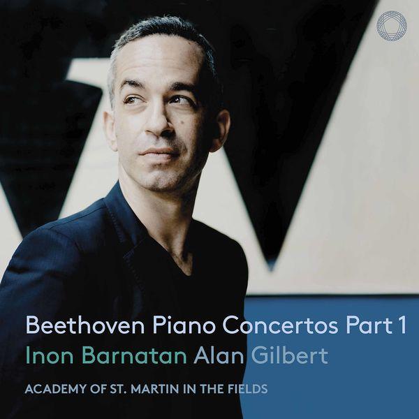Inon Barnatan - Beethoven: Piano Concertos, Vol. 1