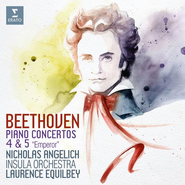 """Afficher """"Concertos pour piano et orchestre n°4 ; n°5, """"Empereur"""""""""""