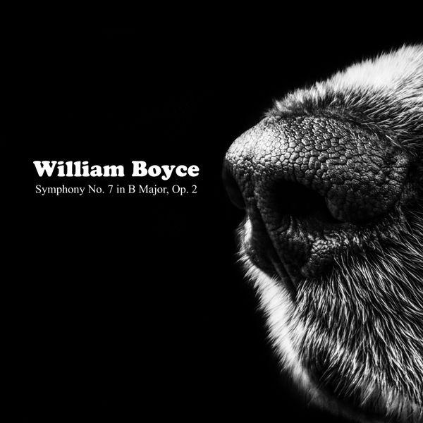 William Boyce - Symphony No. 7 in B Major, Op. 2