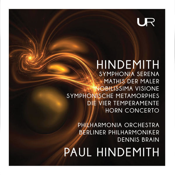 Philharmonia Orchestra - Hindemith Conducts Hindemith