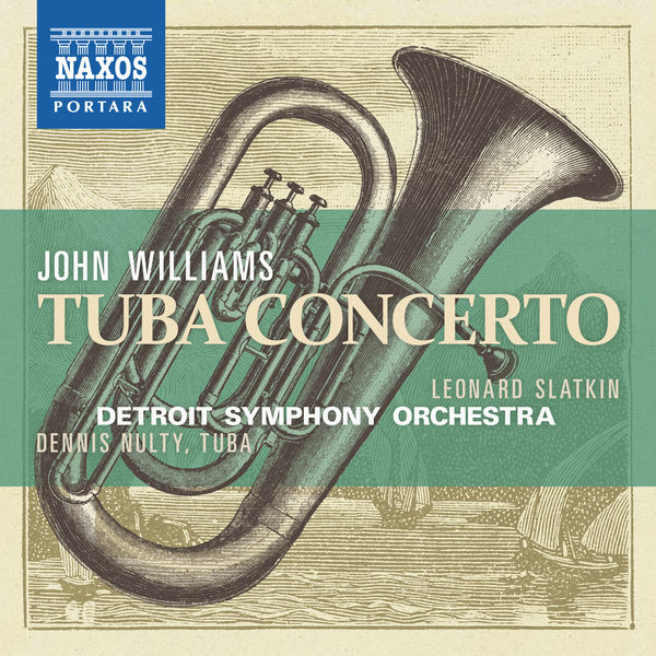 Dennis Nulty - John Williams: Tuba Concerto
