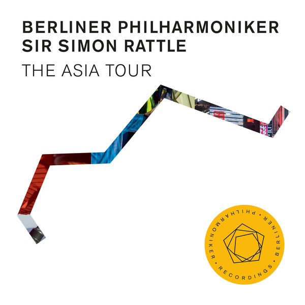 Sir Simon Rattle - The Asia Tour (R. Strauss, Brahms, Stravinsky, Rachmaninoff)