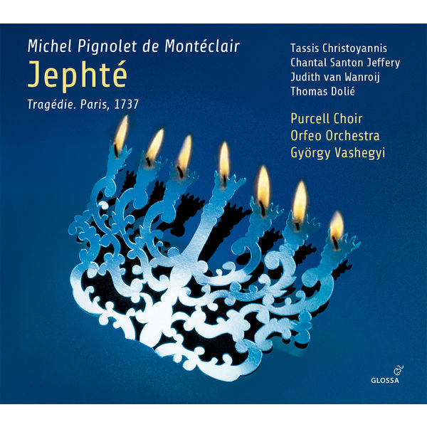 György Vashegyi - Montéclair : Jephté